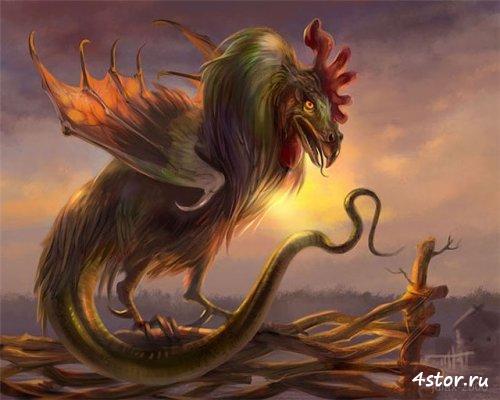 Мифические существа » Страшные ...: http://4stor.ru/arti/2102-mificheskii-sushhestva.html