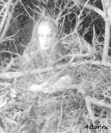 Самые реальные фотографии призраков без фотошопа!!!