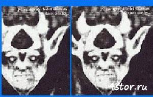 Дьявол в утробе