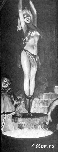 Пытка больших сосков