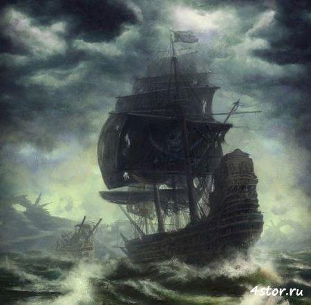 Легенда о корабле-призраке