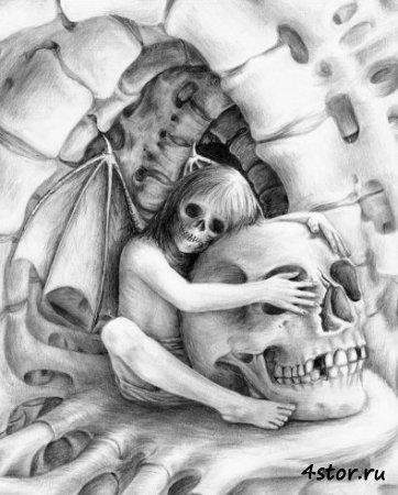 Картинка карандашом поэтапно про любовь
