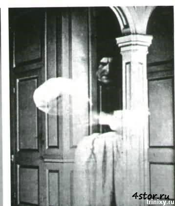 Фотографии призраков привидений и