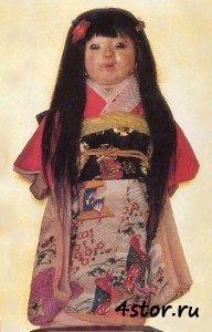 Кукла Окику
