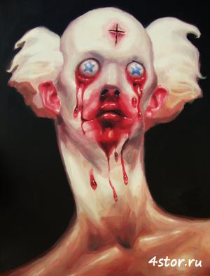 Впечатляющие Арты от художника Robert Bauder (США)