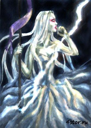 Белая душа