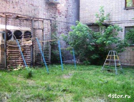 Детские площадки-3