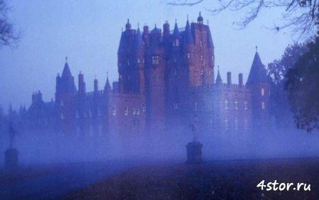 Самые известные замки Шотландии с привидениями