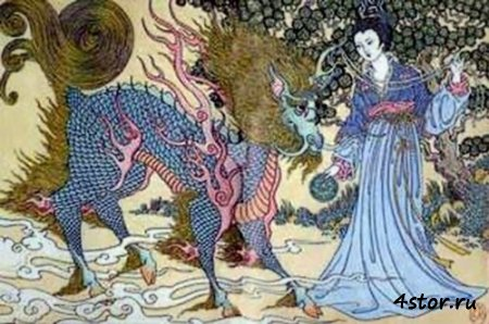 Цилинь: чудо-зверь Востока