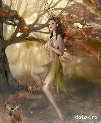Если жена - фея