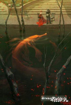 Темное фэнтези от GunnerRomantic