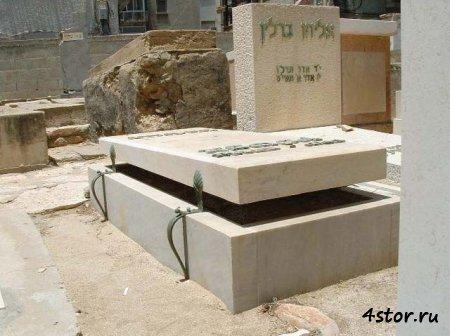 Самые необычные надгробия