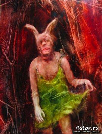 Страшные картины от Blanka Dvorak