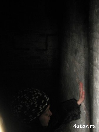 Ночная вылазка в р-н кладбища погибших при Холокосте