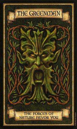 Боги – покровители июня в древних мифах и легендах. Зеленый человек