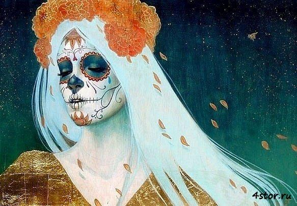 Страшно-красивый арт. Сильвия Джи