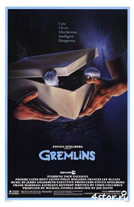 Обзор на фильм Гремлины