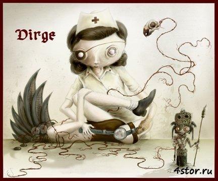 Roman Dirge и его творчество