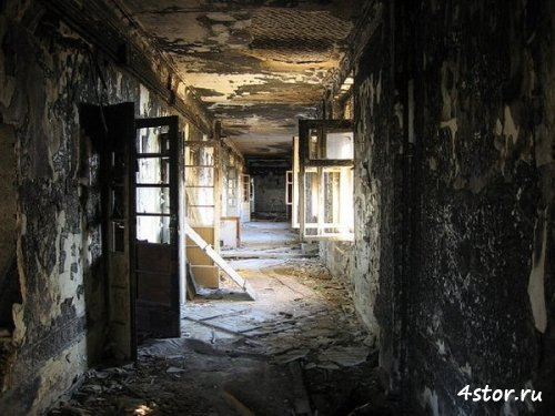 Заброшеные места в ишиме