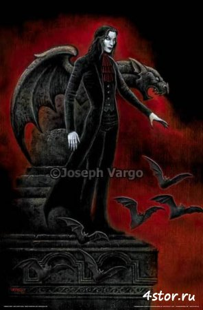 Готическая подборка от Joseph Vargo