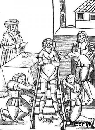 Ужаснейшие пытки, придуманные человеком