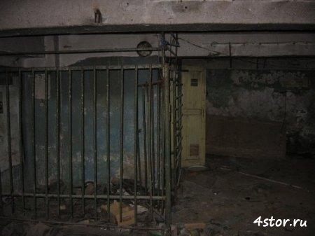 Заброшенная больница. Город Екатеринбург
