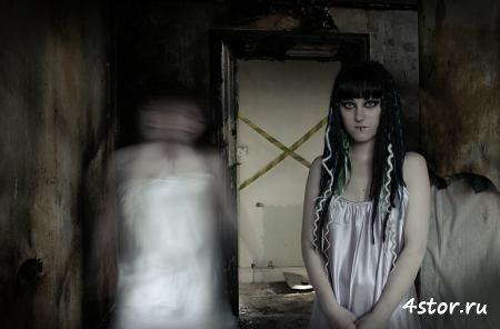 Альбом # 8.Привидения