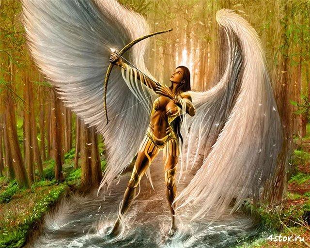 Эротические клёвые игры про ангелов и демонов 3 фотография