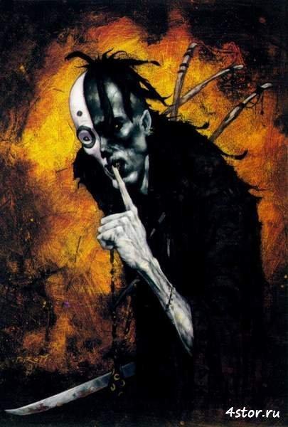 Уроды и зомби