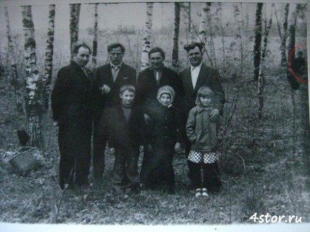 Фото семейного архива