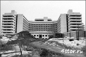 Платное отделение 70 больницы