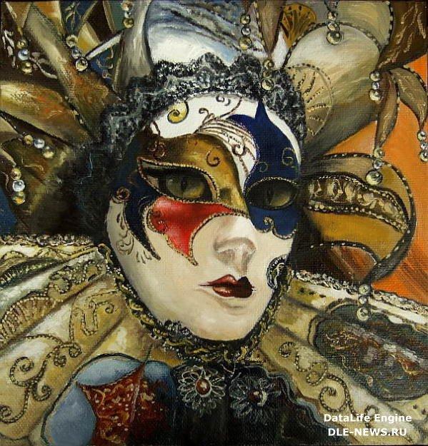 Венецианские карнавальные маски » Страшные истории - photo#2