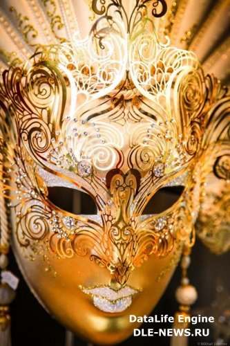 Венецианские карнавальные маски » Страшные истории - photo#37