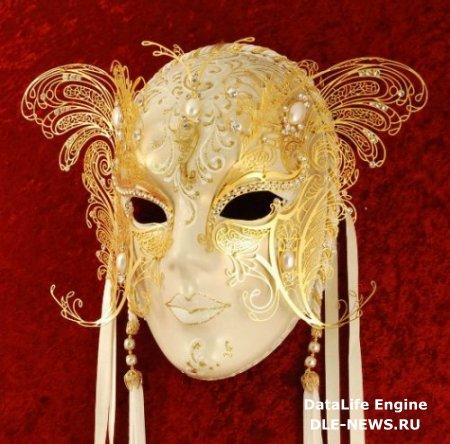 Венецианские карнавальные маски » Страшные истории - photo#13