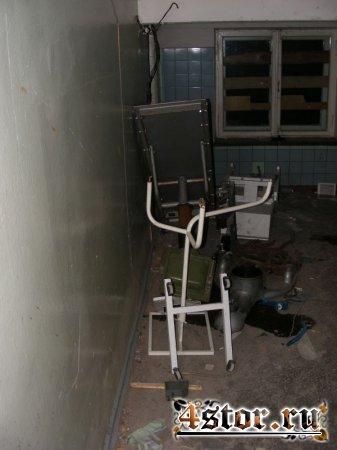 Заброшенная детская больница