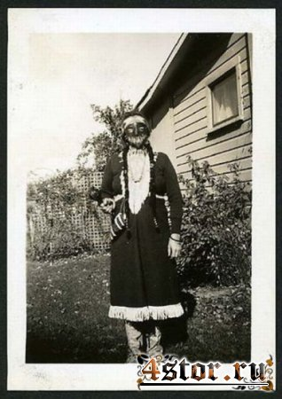 Старые костюмы на Хэллоуин (фото)