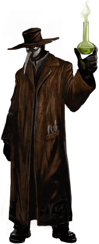 Доктор Чума