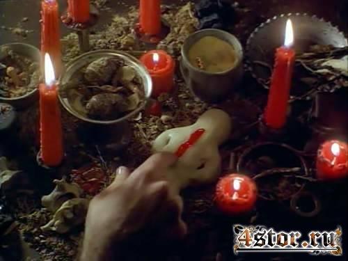 """Мастер-класс """". Ритуальная магия"""" .Работа с вольтом (Занятие №3.) 1359184909_w6qzueuof9w"""