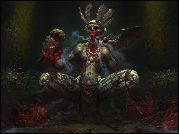 Боги смерти