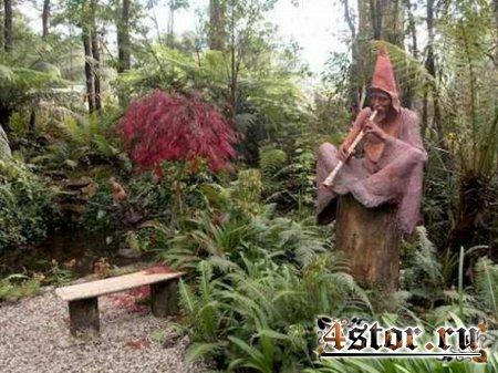 Волшебный сад Бруно Торфса