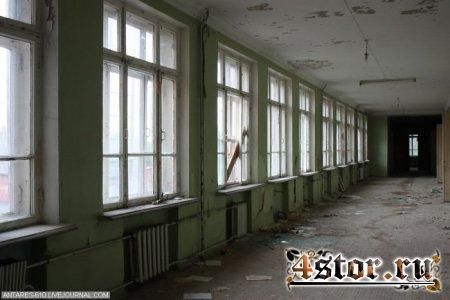 Наверное, самое мистическое заброшенное здание (89 фото)