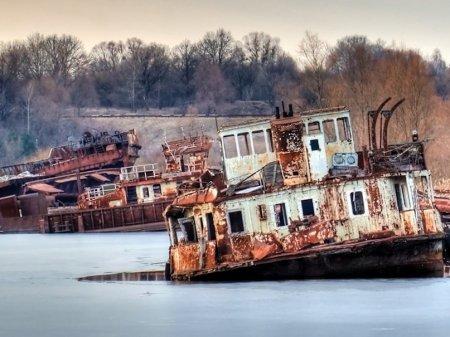 Впечатляющее возвращение в эпицентр чернобыльской катастрофы