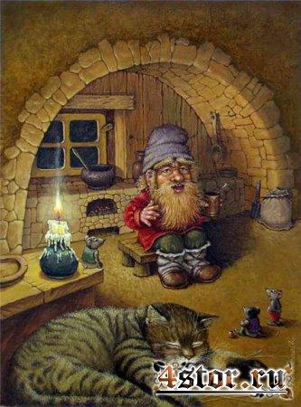 Легенда Ведьминой горы. Глава 7. В доме и не только