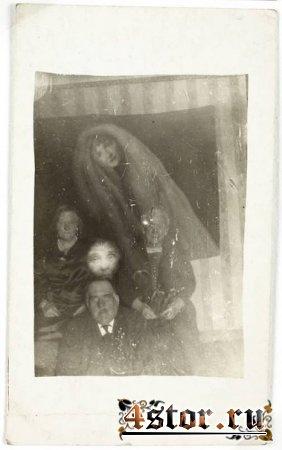 Очередная порция призраков