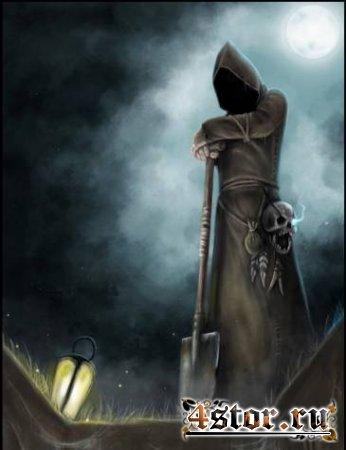 Грабитель могил