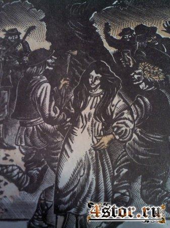 Трое разбойников и покойница