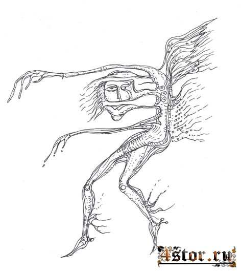 Рисунки Эдмунда Шклярского