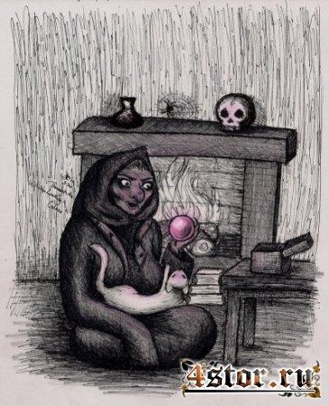 Ведающая Мать (вторая часть)