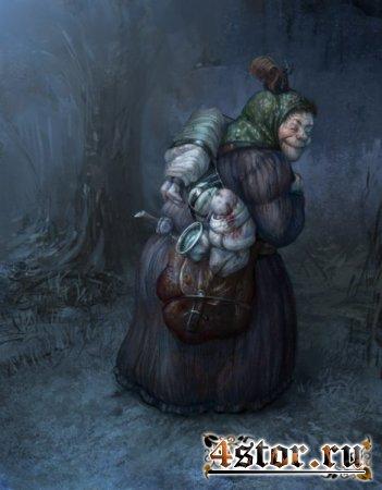 Ведающая Мать (третья часть)