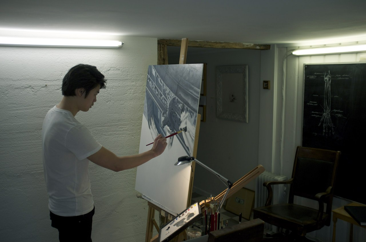 Art by Henrik Uldalen